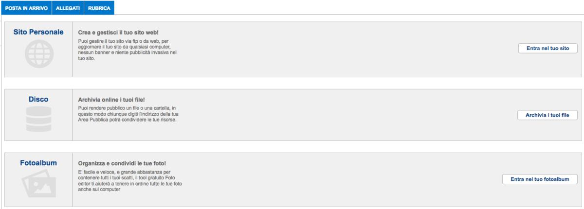 TIM Mail, cosa succede una volta chiusi i servizi