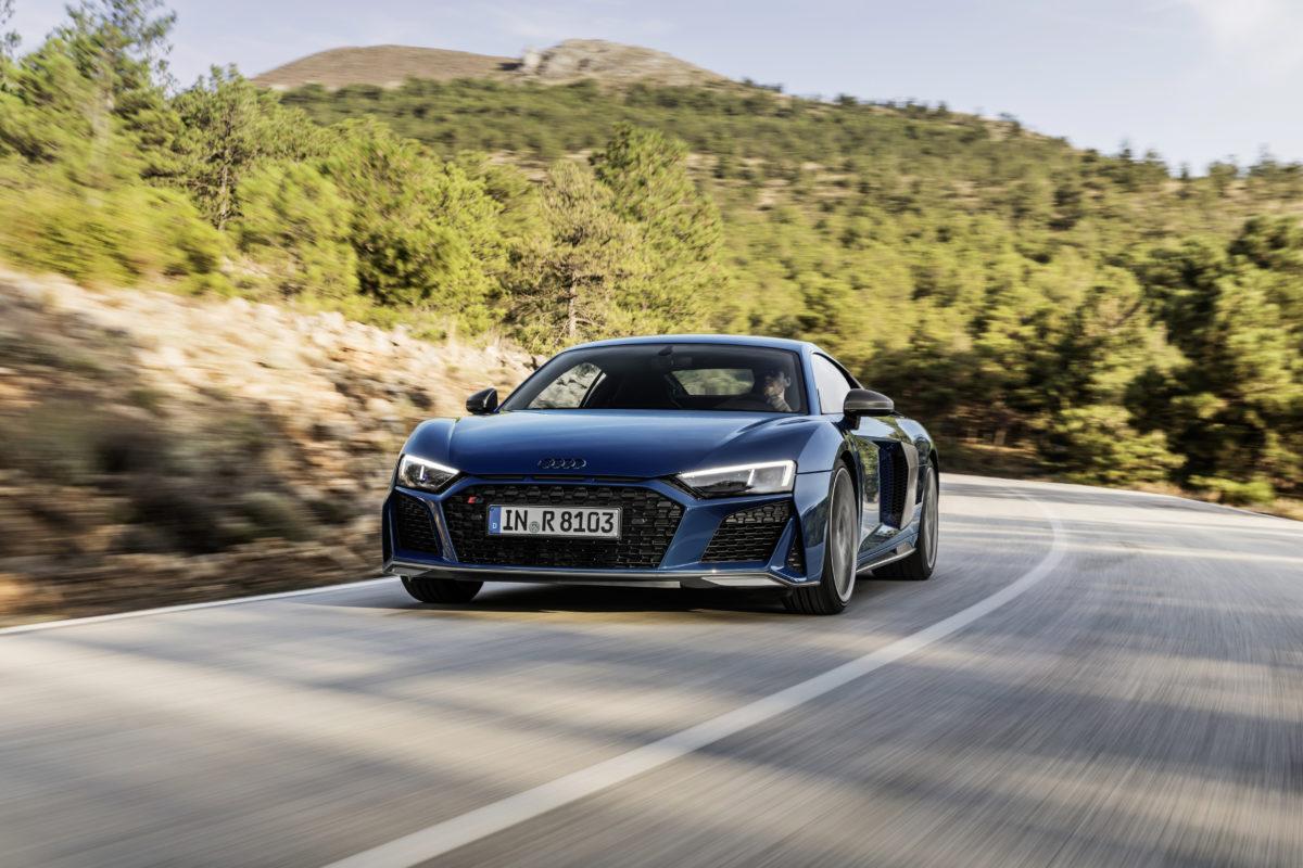 Nuova Audi R8, al via la prevendita: il listino prezzi