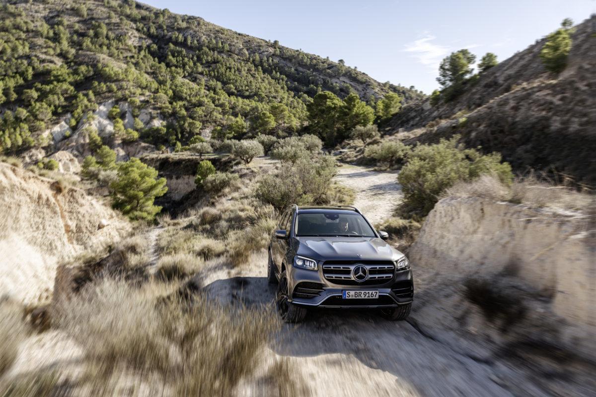 Nuovo Mercedes-Benz GLS: più spazio, più comfort, più eleganza