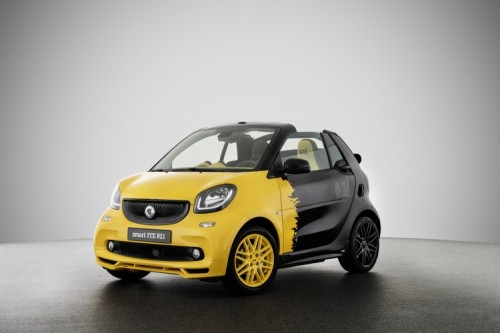 smart Final Collector's Edition: l'ultima limited edition con motore a benzina