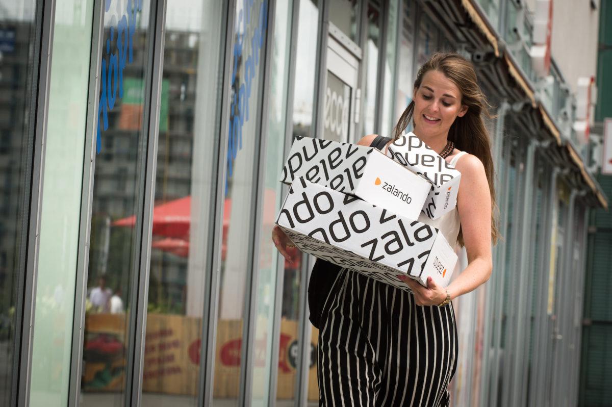 Zalando introduce l'autenticazione in due fattori per i pagamenti online