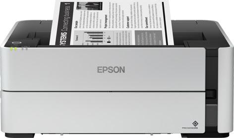 Epson presenta i modelli EcoTank monocromatici per l'ufficio