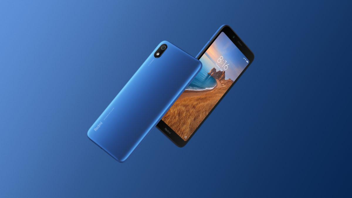 Xiaomi porta in Italia il nuovo smartphone Redmi 7A
