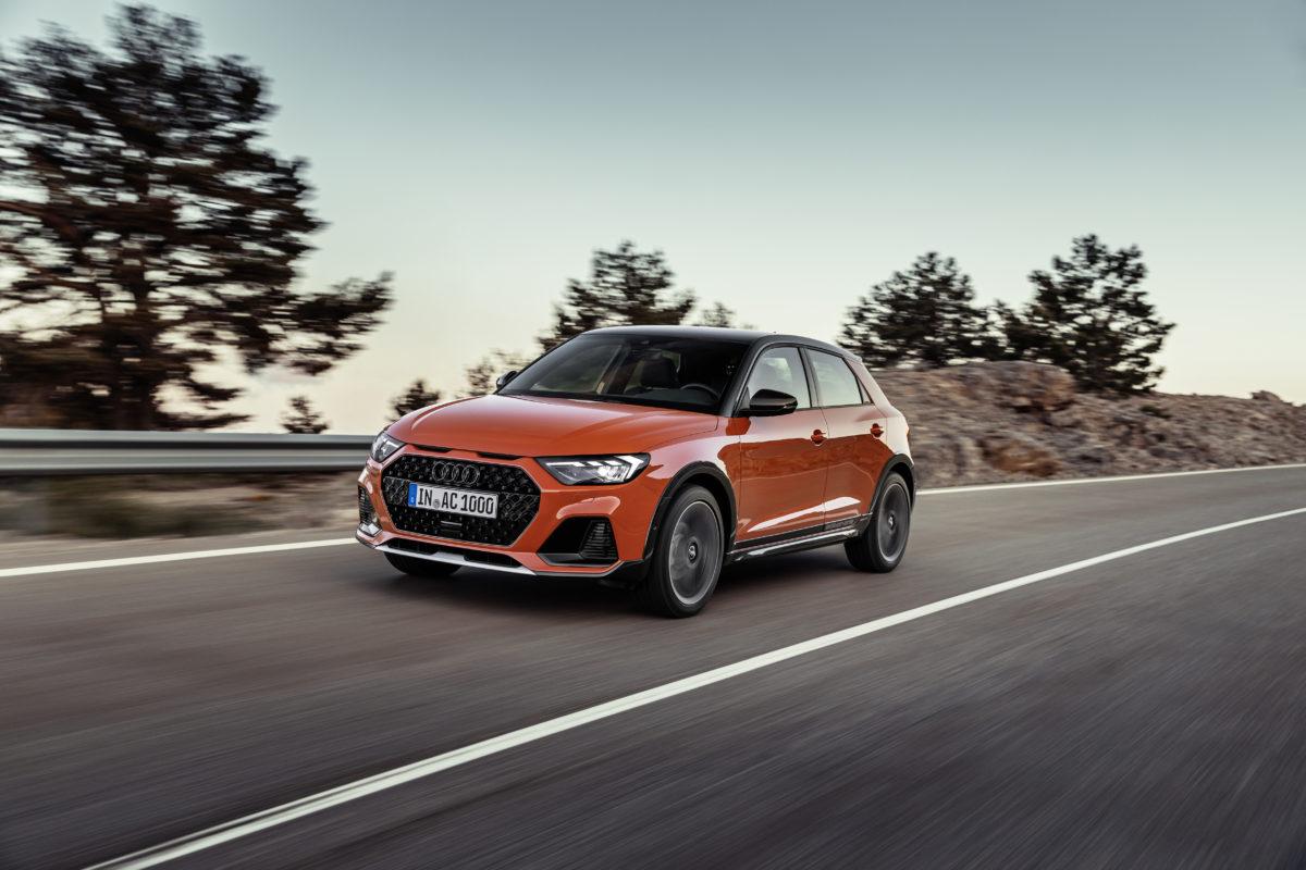 Audi A1 citycarver: si aprono gli ordini del nuovo crossover metropolitano dei quattro anelli
