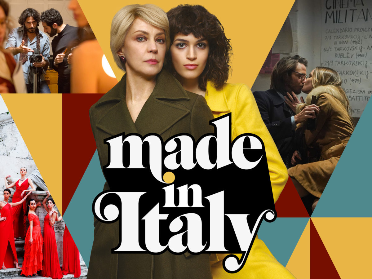 MADE IN ITALY in streaming su Amazon Prime Video
