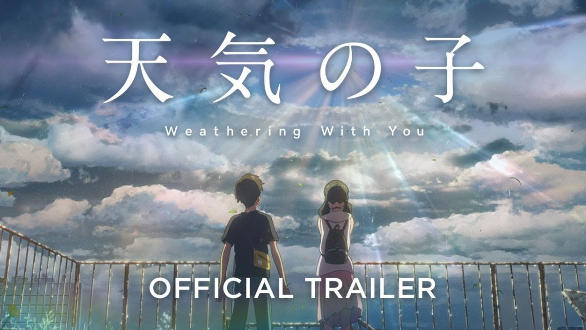 Weathering with you negli UCI Cinemas per tre giorni