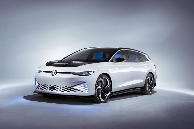 Salone di Los Angeles 2019: anteprima mondiale della concept car ID. SPACE VIZZION