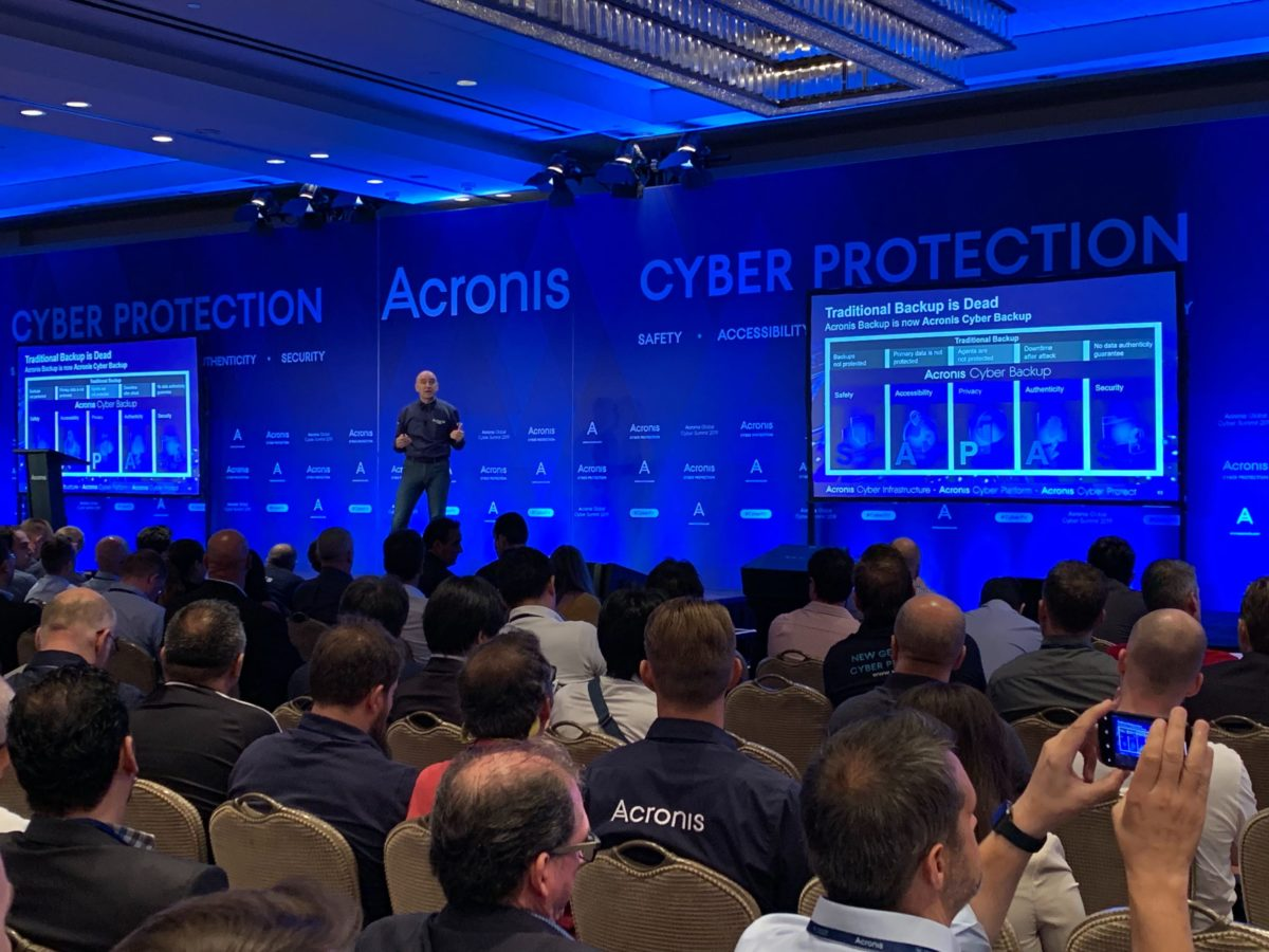 Acronis invita le organizzazioni CyberFit all'Acronis Global Cyber Summit 2020