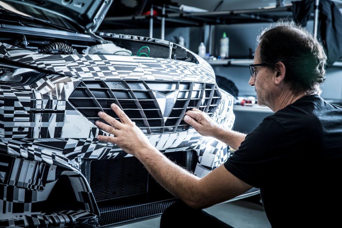 CUPRA scommette sulla stampa in 3D per lo sviluppo della nuova Leon Competición