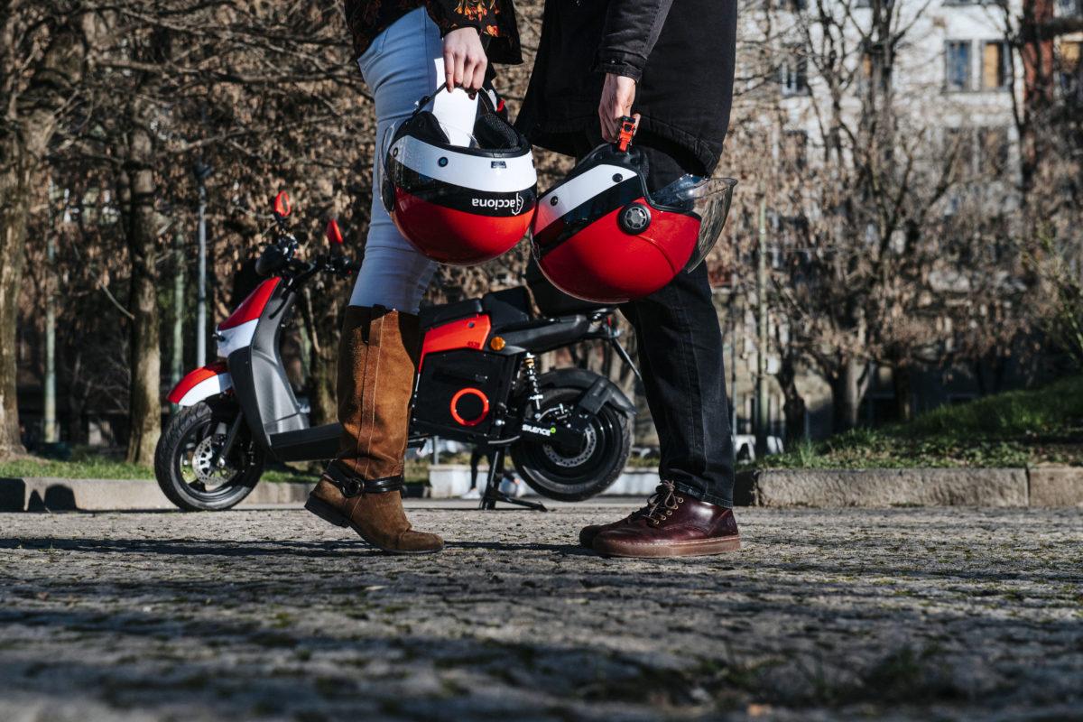 ACCIONA arriva a Milano con i suoi scooter elettrici in condivisione