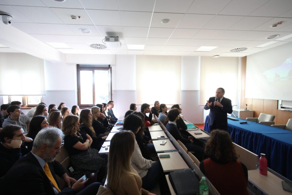 "La cattedra VETRYA in ""Machine Learning and Artificial Intelligence"" all'Università LUISS Guido Carli"