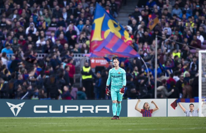 CUPRA supporta il Barcellona anche nei match a porte chiuse