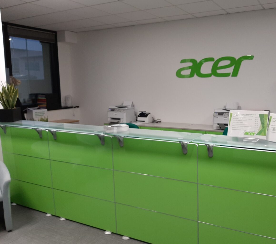 Servizio di assistenza e call center Acer