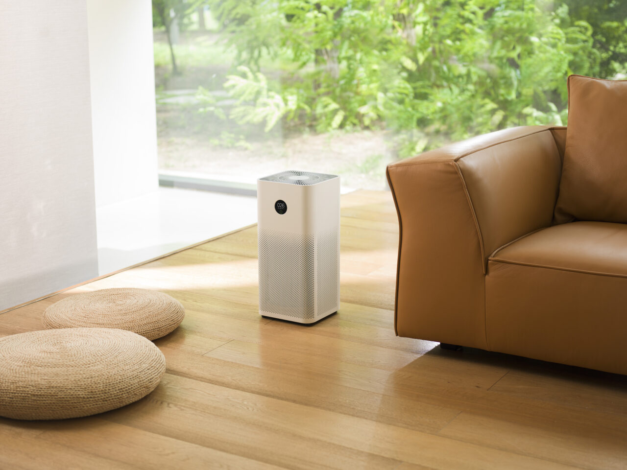 Mi Air Purifer 3H è la risposta di Xiaomi all'inquinamento indoor