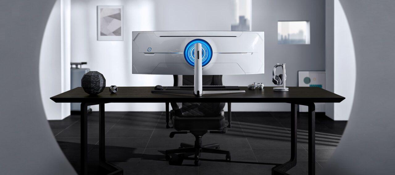 Arriva in Italia Odyssey G7, il nuovo monitor curvo di Samsung dedicato al gaming