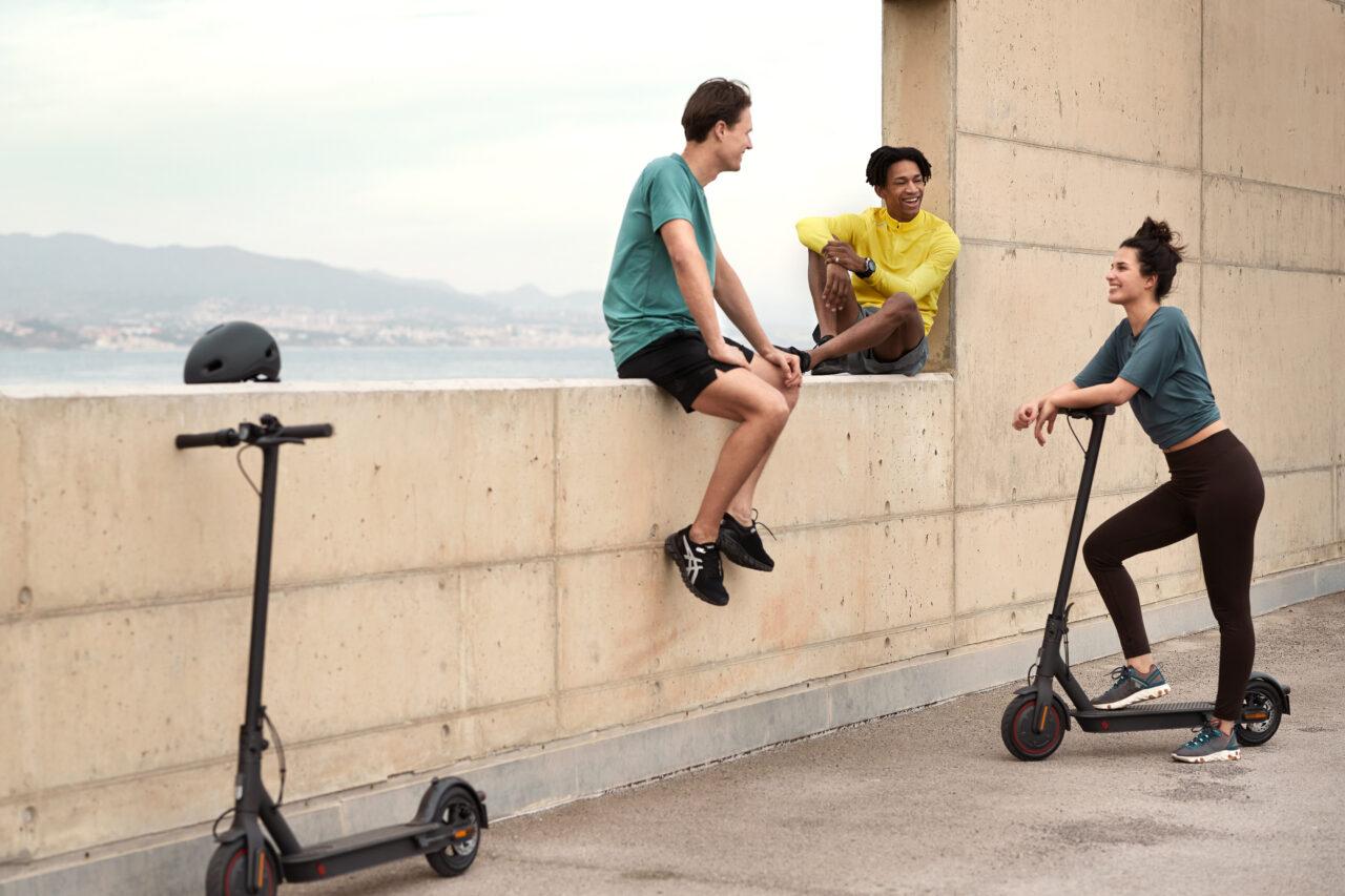 Risultati studio micro-mobilità per risolvere l'ingombro degli e-scooter