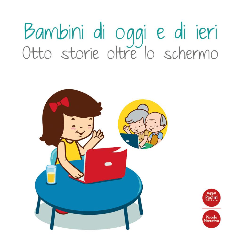 """""""Sandrino e i tre piccoli gnomi"""":  una favola tradotta in linguaggio CAA  da Samsung e Pacini Editore per tutti i piccoli lettori"""