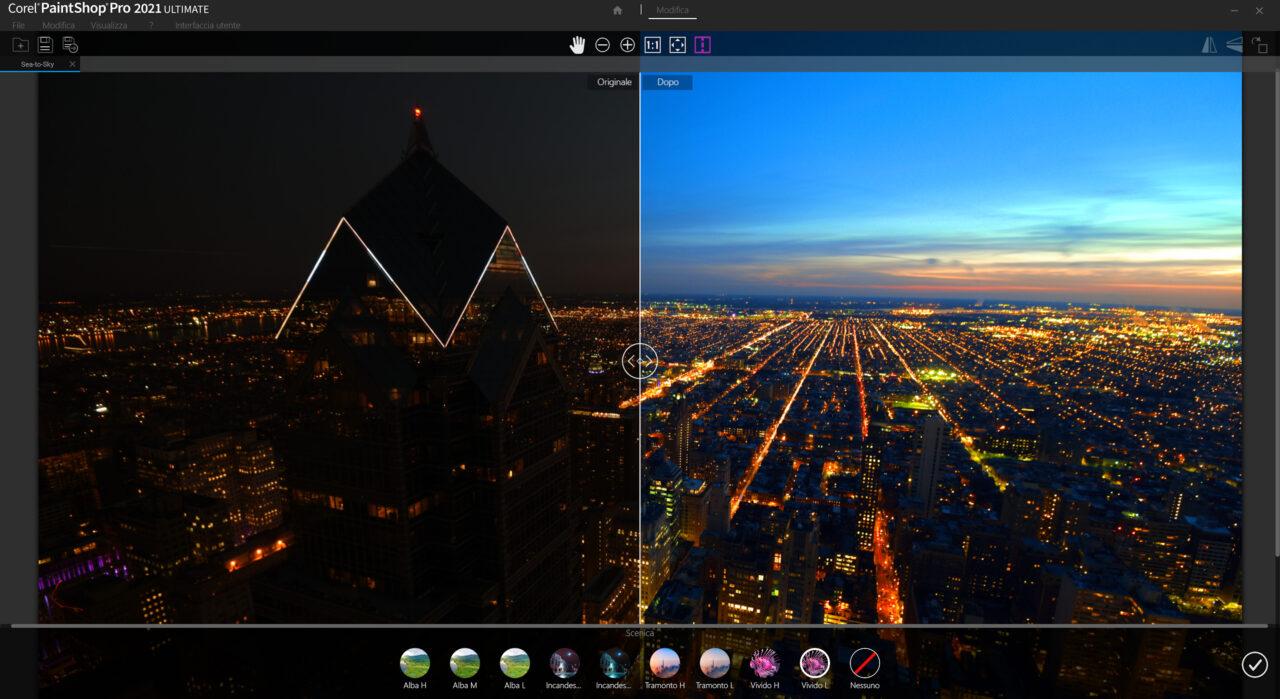 Corel con PaintShop Pro 2021 punta sulla creatività e ottiene risultati mai raggiunti