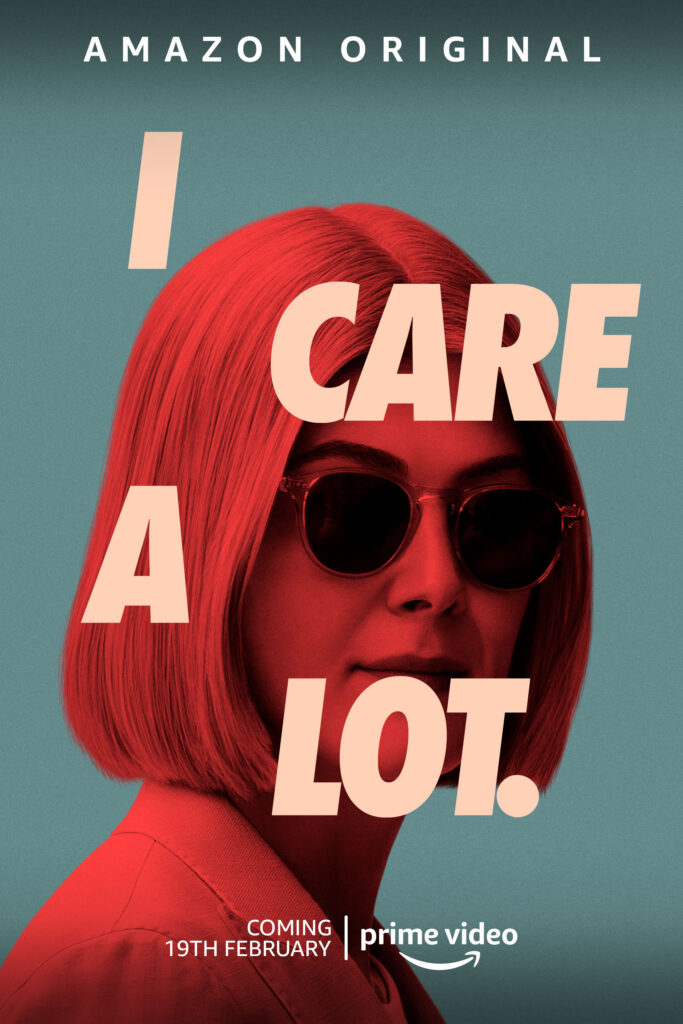 I Care a Lot, l'atteso dark comic thriller su Prime Video
