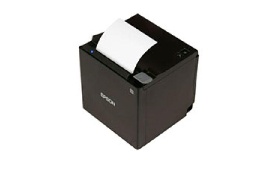 Epson TM-m50: la stampante Retail per scontrini compatta, affidabile, veloce
