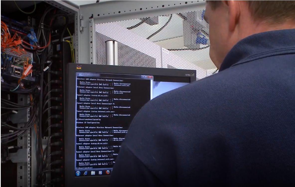 Colt supporta l'espansione dei servizi SDN di PacketFabric in Europa