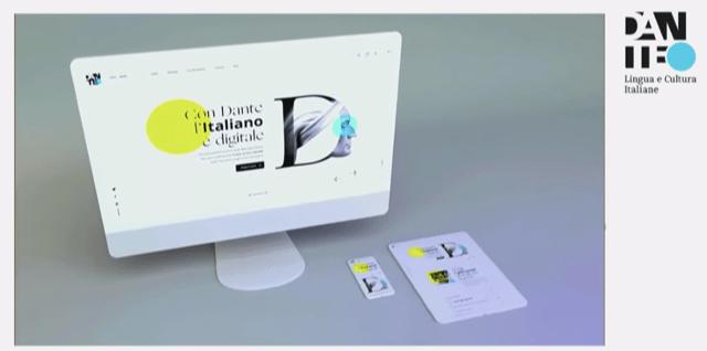 Dante.global, la piattaforma digitale che insegna l'italiano nel mondo