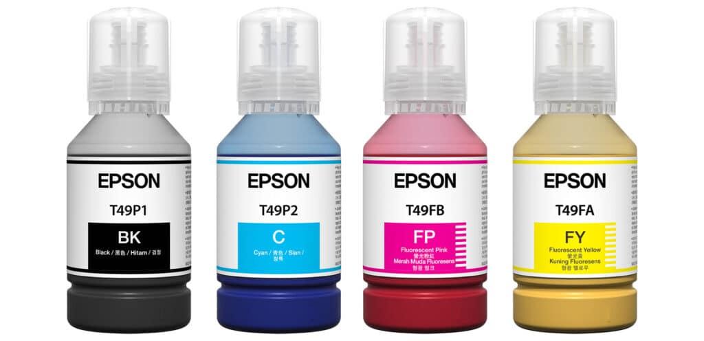 La stampa a sublimazione diventa fluo con Epson SureColor SC-F501