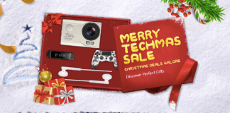 Merry Techmas Sale