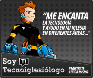 Soy Tecnoiglesiologo