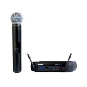 SHURE PGXD24/BETA58A Microfono Inalambrico