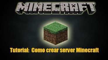 crear server minecraft