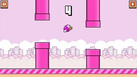 Flappy Bird PSP2-2