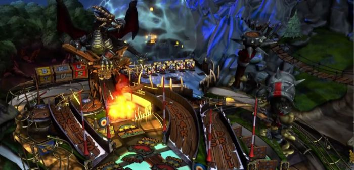 pinball fx3 trailer ps4