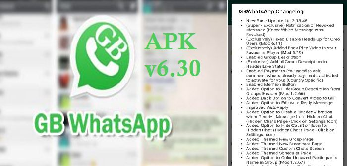 descargar gbwhatsapp 6.30