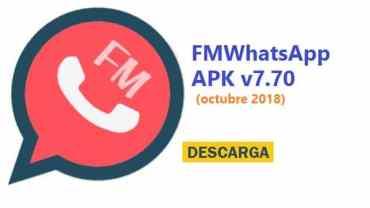descargar fmwhatsapp apk 7.70
