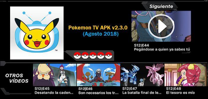descargar pokemon tv apk