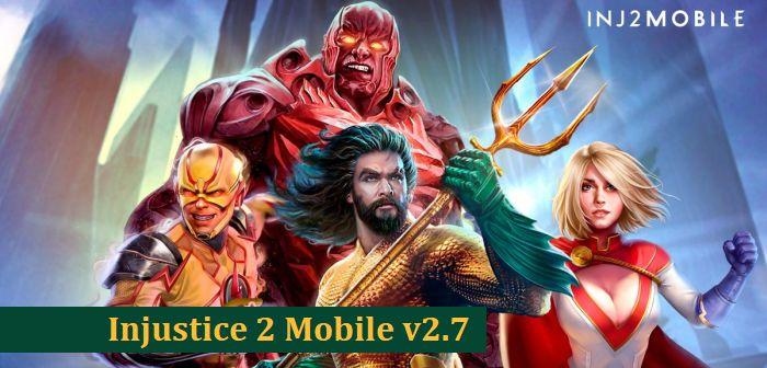 descargar injustice 2 mobile 2.7