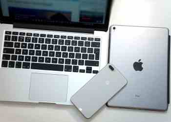 iPhone 8 iPad Macbook