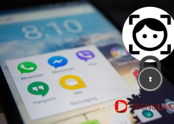 WhatsApp desbloqueo facial Android