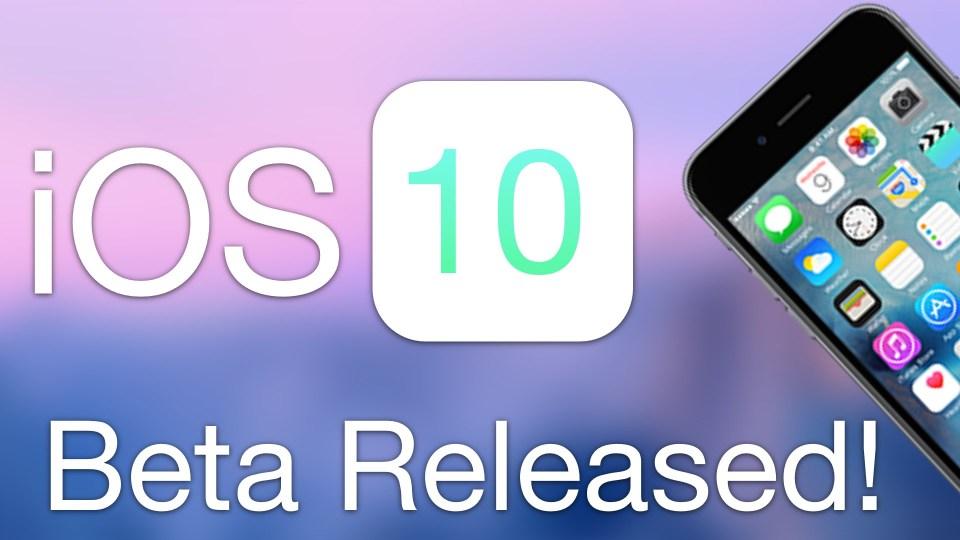Apple rilascia iOS 10.3 beta 2 per sviluppatori