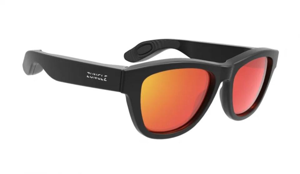 gafas con auriculares Zungle Glasses