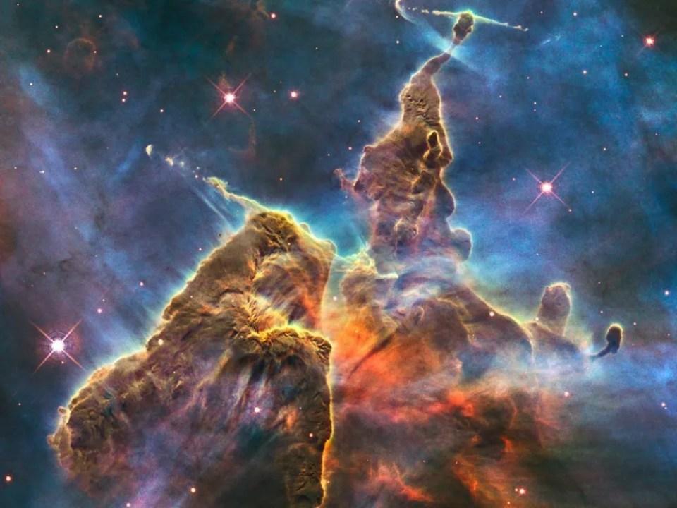 Imagen Telescopio Hubble