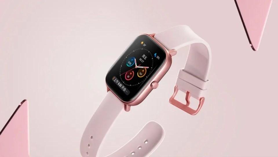 Xiaomi Amazfit GTS rosa