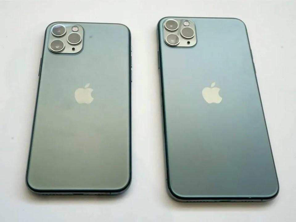 diferencias de iPhone 11