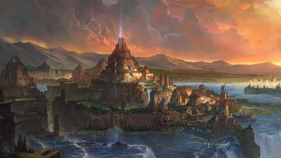 Atlántida y Gran Adria