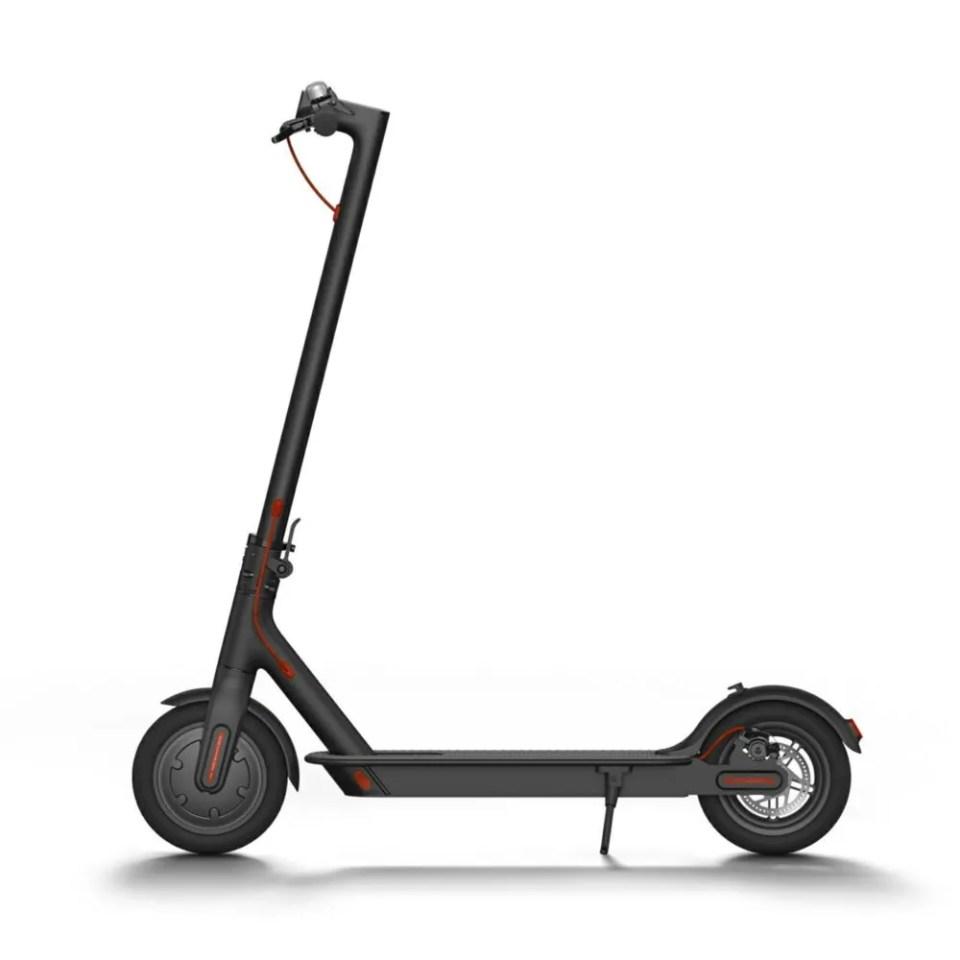 Xiaomi Mi Scooter M365, el más vendido - mejores patinetes eléctricos de más de 25 km/h que puedes comprar