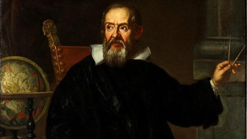 Galileo, uno de los científicos más famosos de la historia
