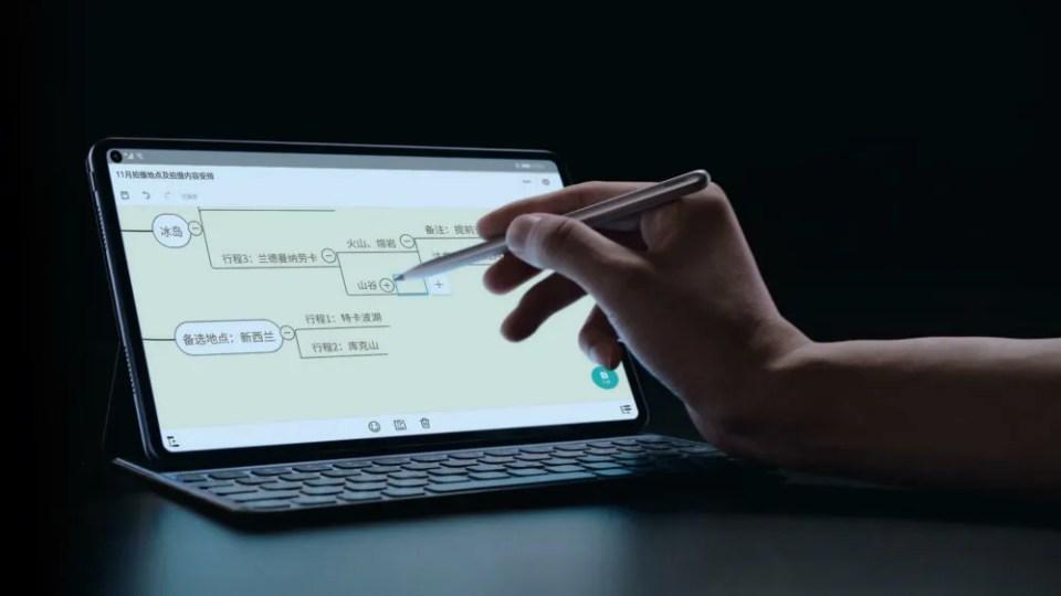huawei matepad pro, una de las mejores tablets del momento