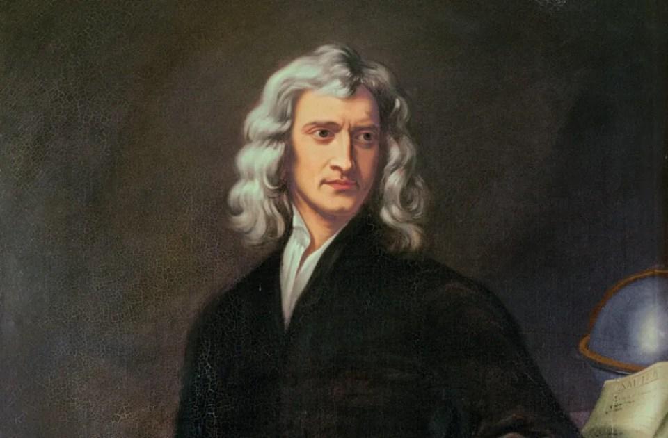 Isaac Newton, científicos famosos