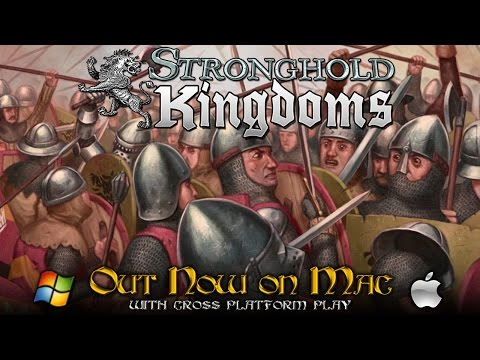 Video thumbnail for youtube video El juego Stronghold Kingdoms ya disponible en App Store